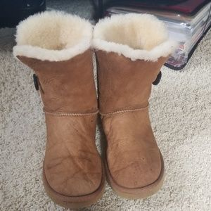 Size 8 authentic uggs